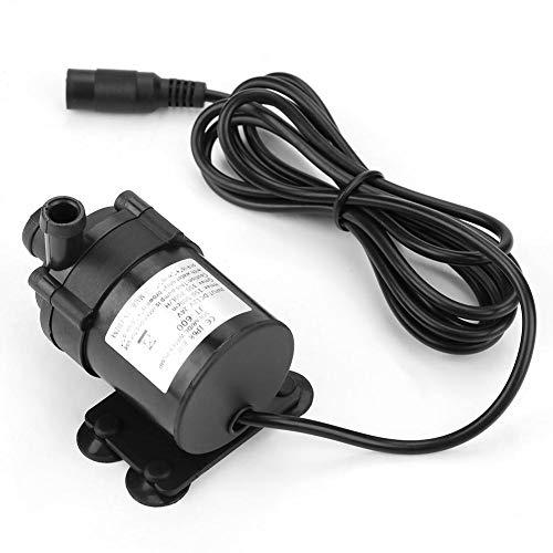 Druckerhöhungspumpe, Mini DC Brushless Low Noise Druckerhöhungswasser Tauchpumpe 24V -40 ℃ ~ 100 ℃ Wasserpumpe Wasserpumpe