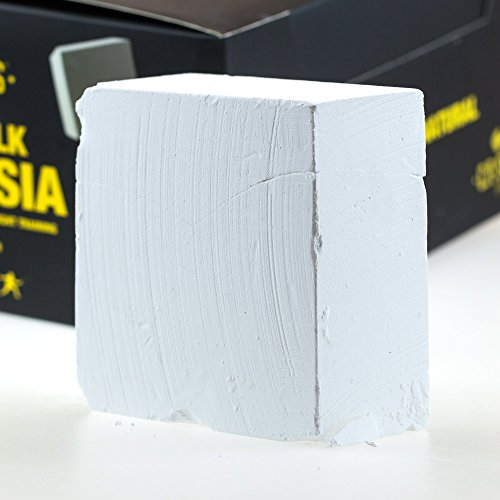 Magnesia 70g Block, Chalk Block, C.P.Sports Powder