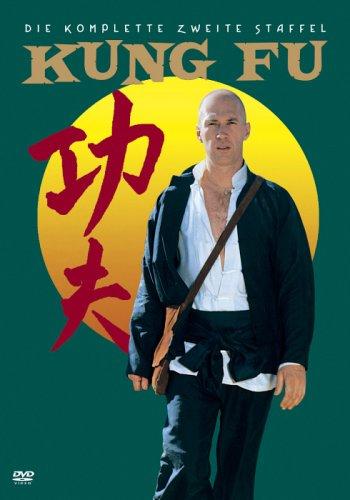 Kung Fu - Die komplette zweite Staffel (8 DVDs)