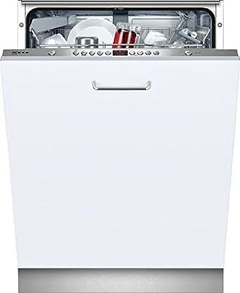 Neff S52N53X4EU Lave-vaisselle 46 dB A++ Argent, Blanc