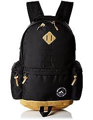Vans - Alpe D'huez, bolsa de medio lado Hombre, Negro (real Black), Talla Unica