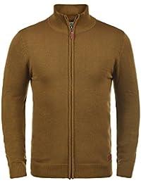 BLEND Norman Herren Cardigan Feinstrick-Jacke mit Zipper