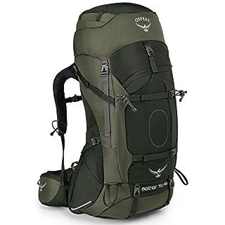 Osprey Aether AG 70 Backpack Men olive Size L 2019 outdoor daypack