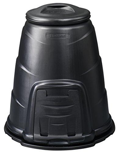 BeGreen 220 Litre Composter Converter - Black (5-Piece)