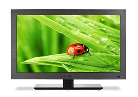 Cello C22113DVB 22-inch Widescreen Full HD 1080p LED Slim Digital TV with Freeview