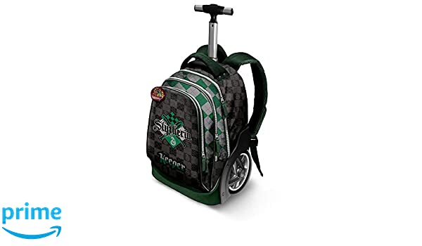 Karactermania Harry Potter Quidditch Gryffindor-GT Travel Trolley Backpack Casua