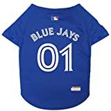 Pets Erste MLB Toronto Blue Jays Pet Apparel.-Baseball Trikots für Hunde & Katzen-X-Large, X-Large