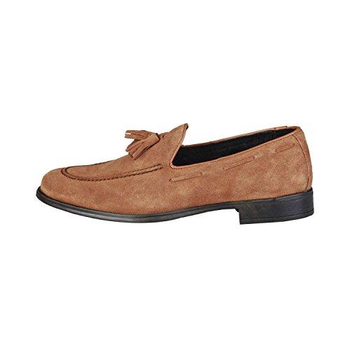 PIERRE CARDIN CONSTANT Mocasines Para Hombre Deslizamiento-En Los Zapatos