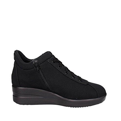 AGILE BY RUCOLINE 226-10 Sneakers Bassa Donna Nero