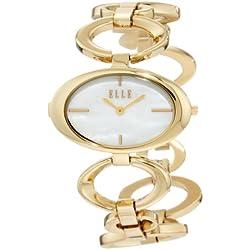 ELLETIME Women's EL20006B06C Stainless Steel Bracelet Watch