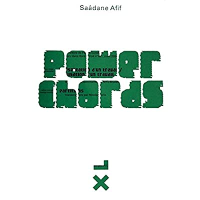 Power Chords in the exploded field (1CD audio)