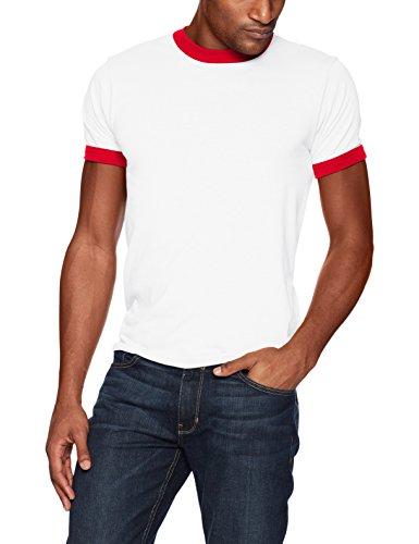 Augusta Sportswear Mens Ringer Tee Shirt