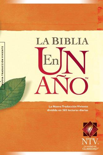 La Biblia en un Ano-Ntv