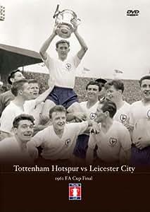 1961 FA Cup Final Tottenham Hotspur v Leicester City (Spurs) [DVD]