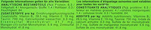 Kitekat Katzenfutter Bunte Vierfalt in Soße, 48 Beutel (1 x 48 x 100 g) - 2