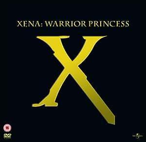 Xena: Warrior Princess - The Complete TV Series - Boxset 6 DVD - Import Zone 2 UK (anglais uniquement) [Import anglais]