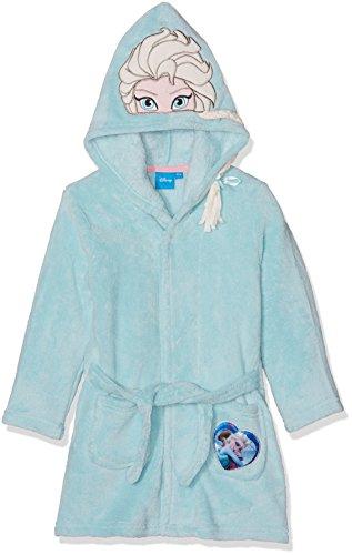 Lizenzierte Disney Gefrorenes Mädchen Onesie / Sleepsuit / Overall / Kleid (4 Jahre, Turquoise - (Gefrorene Kleid Kinder)