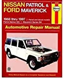 [Nissan Patrol and Ford Maverick Australian Automotive Repair Manual: 1988-1997] (By: Tim Imhoff) [published: January, 2001]