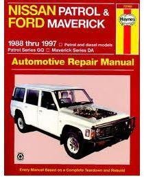nissan-patrol-and-ford-maverick-australian-automotive-repair-manual-1988-1997-by-tim-imhoff-publishe