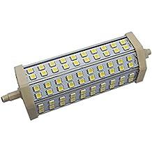 Ledbox LD1033106 - Bombilla LED, R7S, 13 W, 60 x SMD 5050, 189 mm, color blanco frío