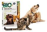 Pess Bio-Spot On - Natürliches Mittel gegen Zecken und Flöhe - Zeckenschutz für Hunde und Katzen auf Biologischer Basis - 4 x 1g Pipetten