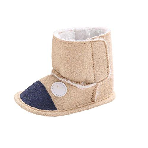 Ouneed® 3-11 mois Bebe Naissance Souple Boots (11)