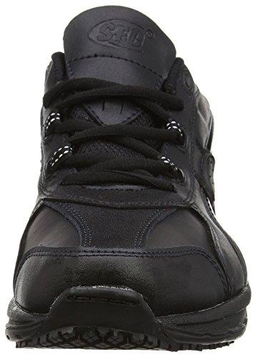 Shoes for Crews Evolution, Baskets de travail homme Noir (Black)