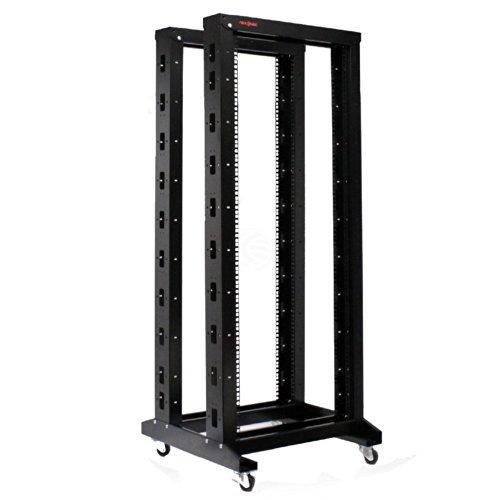 Cablematic - Armadio rack 19'' aperto 42U 600x1000x2000mm Open2 MobiRack