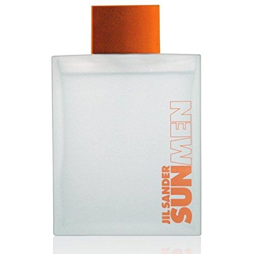 Jil Sander Jil sander sun men eau de toilette spray 125ml