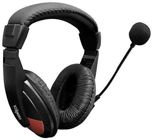 Frontech Jil-3442 Headset With Mic (Black)