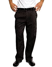 Chef Works PSER-GST Gray Stripe Professional Series, Pants, Size 2XL by Chef Works