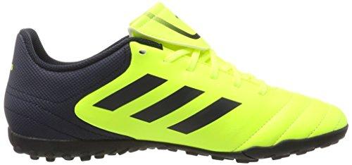 adidas Herren Copa 17.4 Tf Fußballschuhe Gelb (Solar Yellow/Legend Ink/Legend Ink)