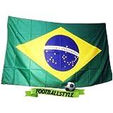 Fahne / Flagge Brasilien NEU 90 x 150 cm Flaggen