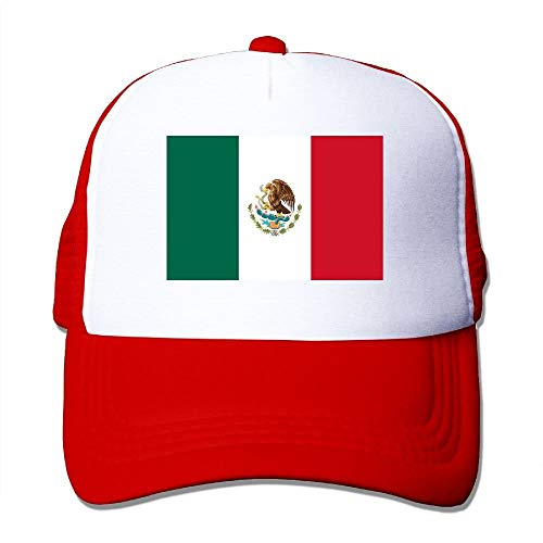 more photos 076e9 a2319 errterfte Mesh Hat Baseball Caps Grid Hat Mexican Flag Trucker Cap  Personalized Hat Comfortable Adjustable