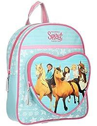 7a1d5036e1442 DreamWorks 9756 Spirit Riding Free Kinder-Rucksack 30cm 6.4L
