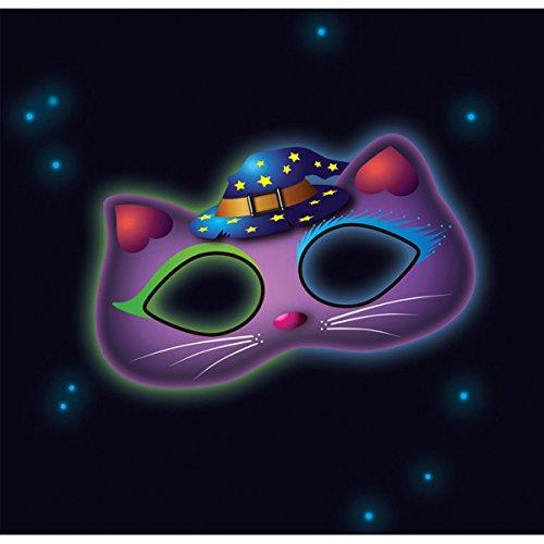 Favors, Glow Stick máscara gato