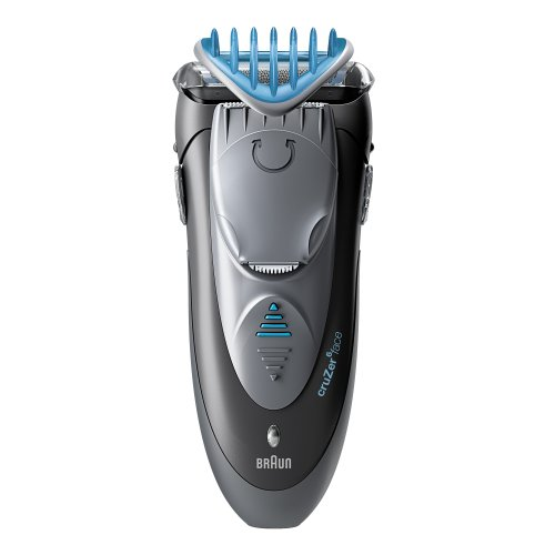 Braun Cruzer 6Face Wet and Dry Shaver-by Braun
