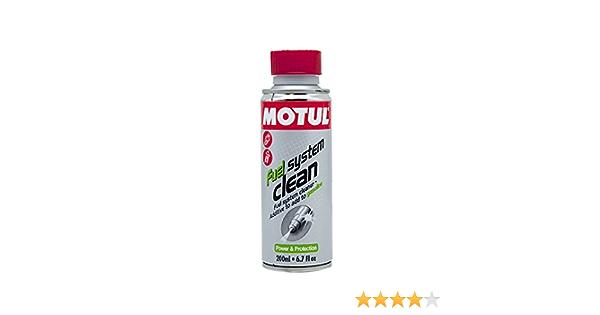 Motul 102178 Fuel System Clean 200 Ml Auto
