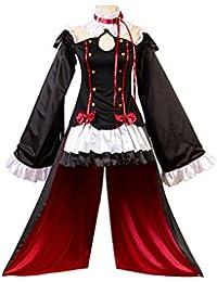 Seraph of the End Vampires Krul Tepes Uniform Cosplay Kostüm