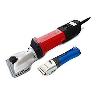 Masterclip Ranger Horse Clipper with Cordless Blue Showmate Trimmer Masterclip Ranger Horse Clipper with Cordless Blue Showmate Trimmer 411YQz5bqhL