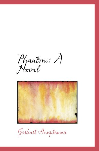 Phantom: A Novel