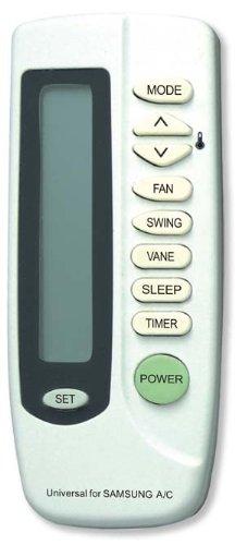 Fernbedienung für Samsung-Klimagerät/Klimaanlage, Wärmepumpe, Inverter-Gerät