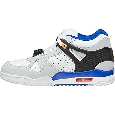 Nike - air trainer iii - 705426-001-40 - 7 - blanc baskets mode homme