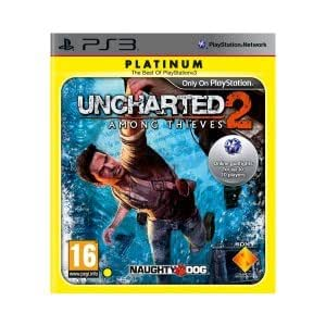 Uncharted 2: Among Thieves - Platinum Edition (PS3)