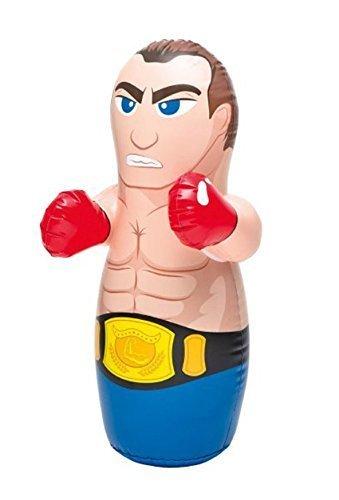 3D BOP Bag Inflatable Blow Up Bopper Power Bag / Punching bag for Kids - Boxer