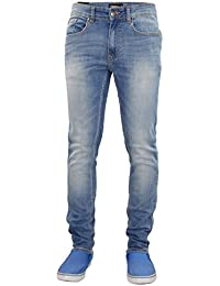 Pantalons de denim en coton pour hommes New Firetrap Deadly Skinny Jeans