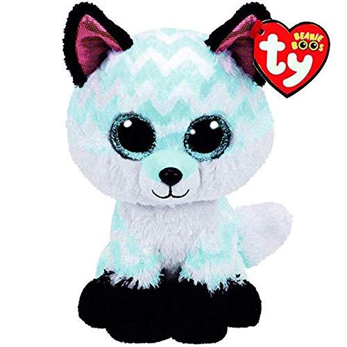 MINX Ty Beanie Boos Elefant und Plüsch Puppe Spielzeug für Mädchen Kaninchen Fuchs Tier Eule Einhorn Katze Marienkäfer 6