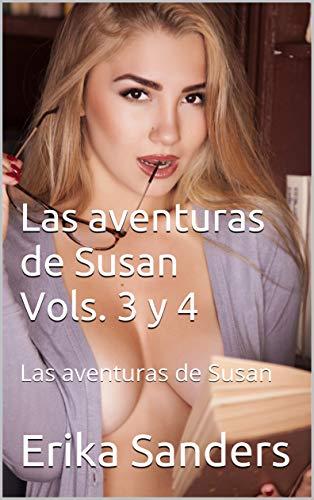Las aventuras de Susan Vols. 3 y 4: Las aventuras de Susan (Spanish Edition)