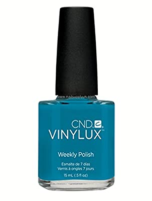Vinylux Cerulean Blue