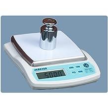 Balanza Precisión, Jadever, JKH-2000 Balanza de Precisión, Capacidad 2000g Precision 0